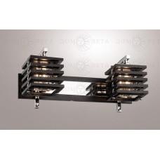 Odeon Light 1251/2W ODL10 797 хром Подсветка G9 2*40W 220V RIPEN