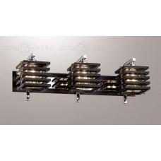 Odeon Light 1251/3W ODL10 797 хром Подсветка G9 3*40W 220V RIPEN