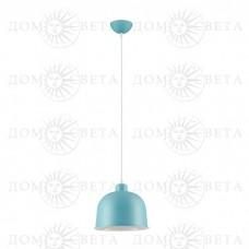 Lumion 3656/1 LN18 218 голубой Подвес E27 60W 220V RORY